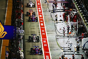 Forma-1 Motorsport.com hírek Megérkezett a Szingapúri Nagydíj rendezői változata