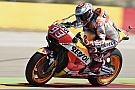 MotoGP Маркес стал быстрейшим на разминке в Арагоне