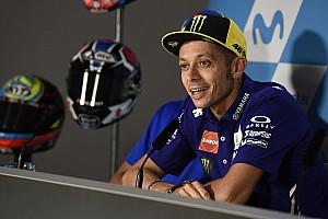 MotoGP Preview Valentino Rossi explique revenir tôt pour accélérer sa récupération