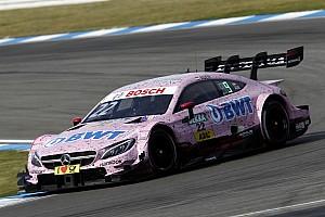DTM Отчет о гонке Ауэр выиграл первую гонку сезона DTM