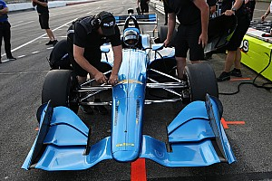 IndyCar Noticias de última hora Montoya y Servia impresionados por el paquete de óvalos cortos