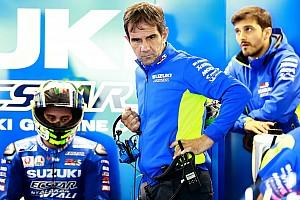 MotoGP News Davide Brivio: Suzuki legt Hauptaugenmerk auf neuen Motor
