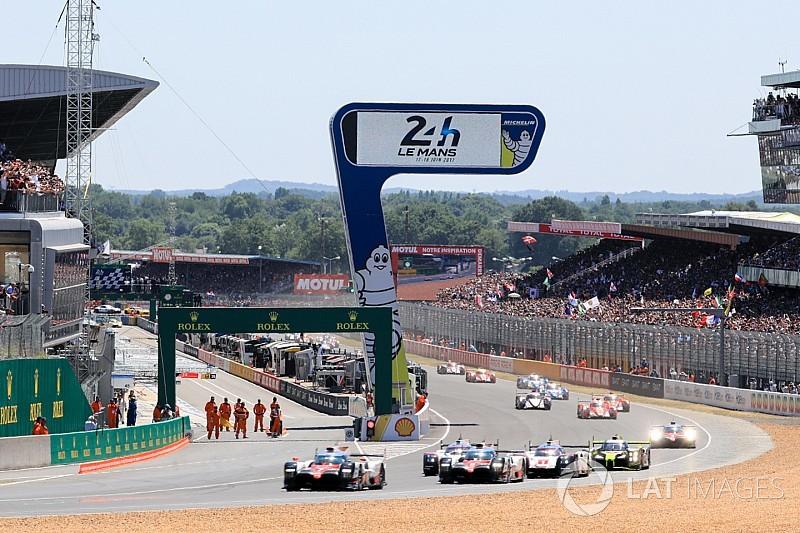 La ligne de départ du Circuit du Mans change de place