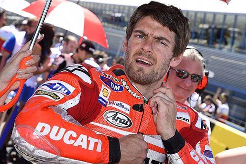 """Crutchlow: """"No voy a negar que he hablado con Ducati"""""""