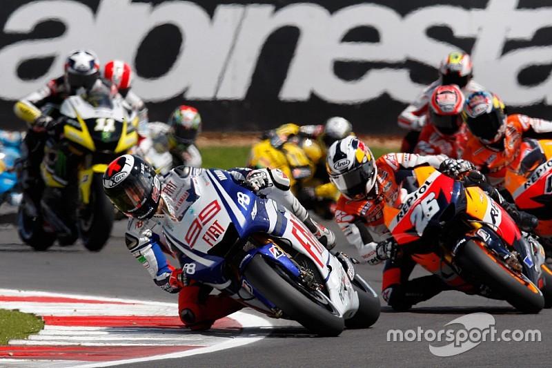 Diaporama - Tous les vainqueurs MotoGP à Silverstone