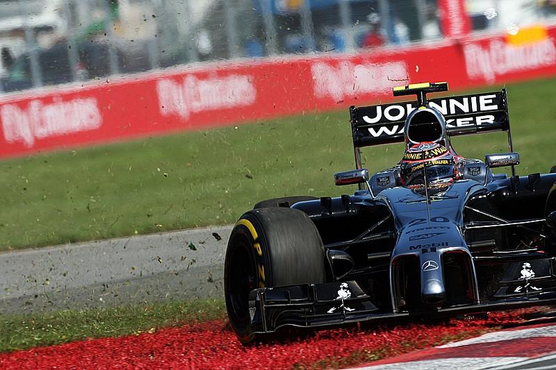 Magnussen, McLaren'ın durumuna üzülüyor