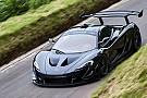 McLaren wil ronderecord Nordschleife verbreken met P1 LM