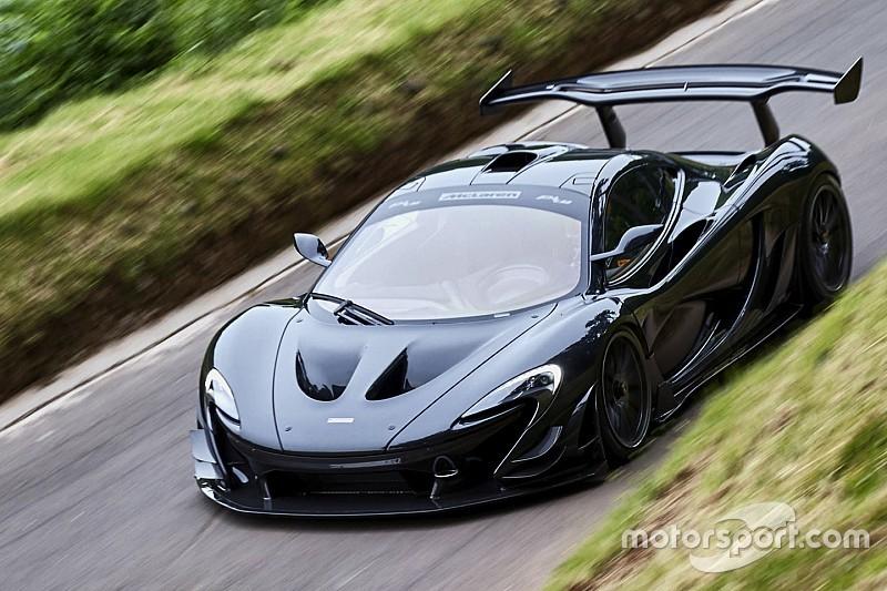 McLaren P1 LM: dit is de straatlegale versie van de P1 GTR