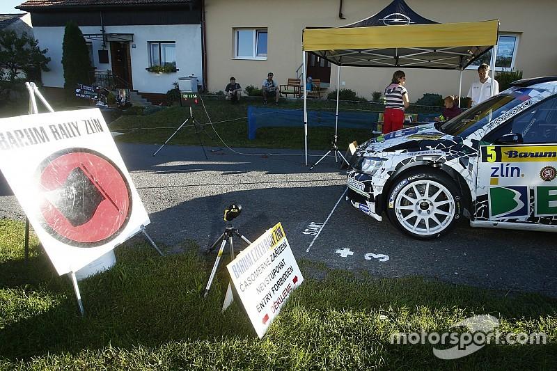 Ecco l'ordine di partenza per la prima tappa del Barum Czech Rally Zlín