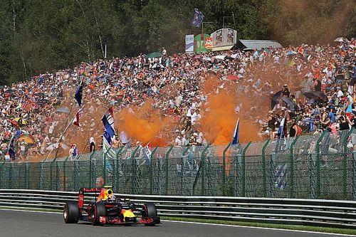 Analysis: Max-Mania at Spa as F1 turns orange