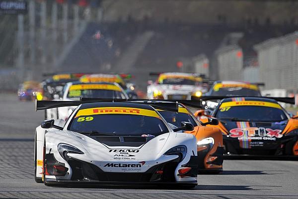 Aussie TV star keen on overseas GT tilt