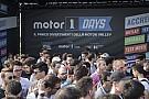 Speciale Motor1Days 2018:  un grande successo di pubblico la festa di Motor1.com