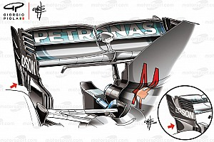 Technikai elemzés: hogyan ért fel ismét a csúcsra a Mercedes az F1-ben