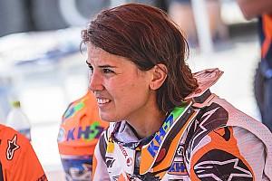 Dakar Intervista Dakar, Laia Sanz in Top15: