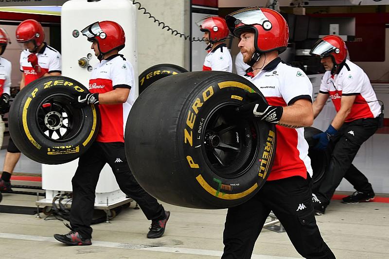 Pirelli, Amerika GP'sine götüreceği lastikleri açıkladı