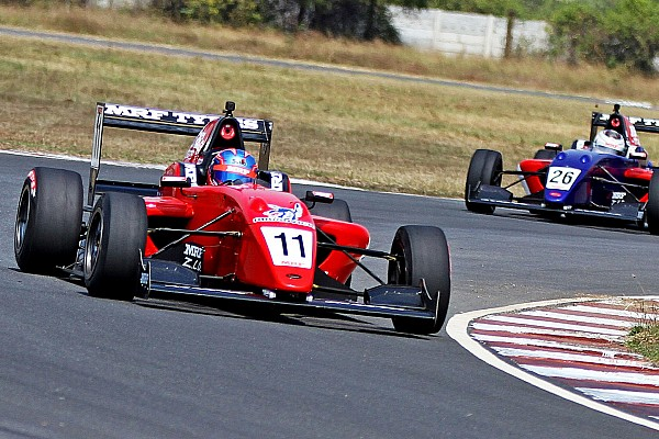 Indian Open Wheel Chennai MRF: Champion Drugovich eases to Race 3 win