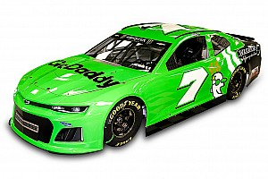 NASCAR Sprint Cup Noticias Así lucirá el coche de Danica Patrick en Daytona 500
