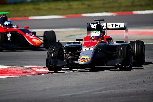 GP3 Test Test Barcellona, Giorno 1: Pulcini davanti ad Ilott per un soffio