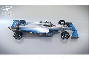 Эксклюзив: как будут выглядеть машины Ф1 2019 года