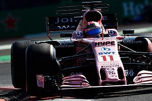 F1 Noticias de última hora Sergio Pérez no sabe qué sucedió