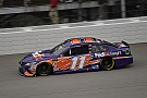 NASCAR: Denny Hamlin dominiert Michigan-Qualifying