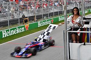 Formule 1 Actualités Drapeau à damier agité trop tôt: les explications de Whiting