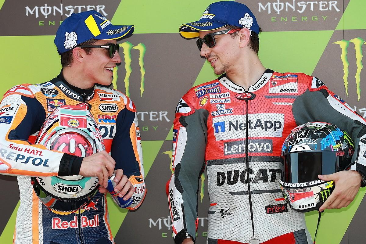Marquez dan Lorenzo bakal jadi tantangan Honda