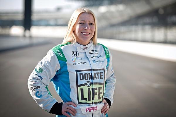 IndyCar Pippa Mann torna alla 500 Miglia di Indianapolis con Dale Coyne Racing