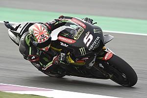 MotoGP Crónica de entrenamientos Zarco se llevó la tercera práctica en Qatar