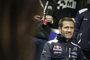 WRC News Sebastien Ogier: