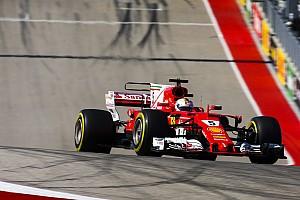 Formula 1 Analysis Tech analysis: The Ferrari changes that fell short in Austin