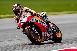 MotoGP Qualifying report MotoGP Malaysia: Pedrosa pole, Marquez terjatuh