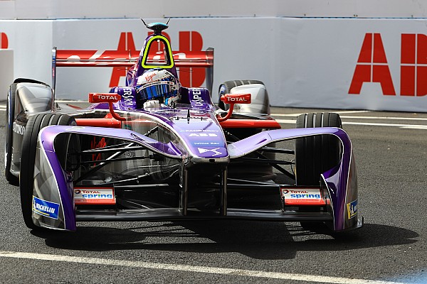 Roma ePrix: Rosenqvist kaldı, Bird kazandı!