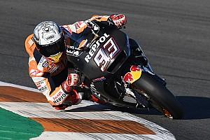 MotoGP Reporte de pruebas Las Honda empiezan el 2018 dominando el test de Valencia