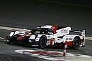 WEC Toyota amarga (a medias) la despedida de Porsche del WEC