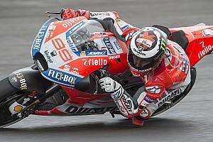"""MotoGP Nieuws Schwantz: """"Voor Lorenzo moet alles kloppen, anders lukt niets"""""""