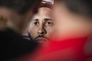 MotoGP Actualités Lorenzo : Dovizioso a toujours tenté de