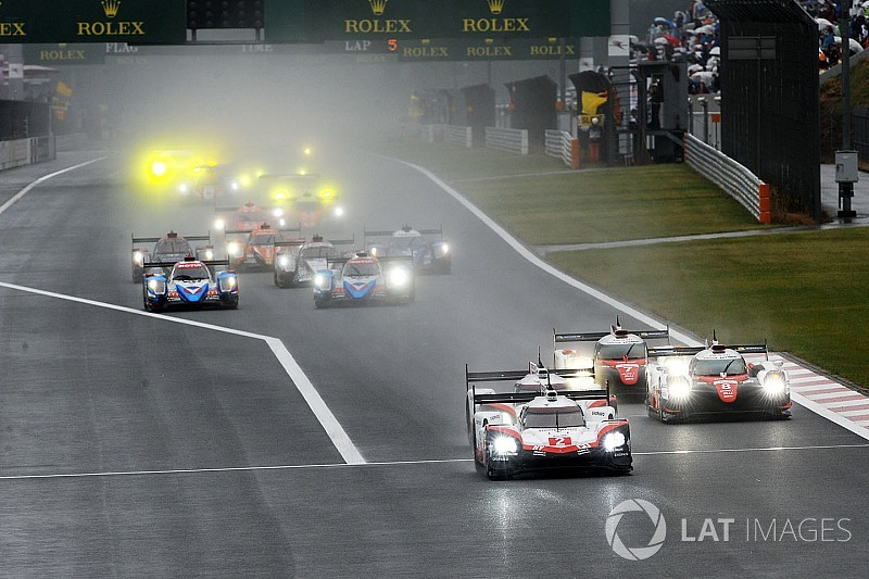 Por Alonso, WEC altera data das 6 Horas de Fuji