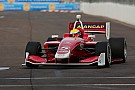 Indy Lights St. Pete Indy Lights: Urrutia wins Race 2, Andretti aces slip up