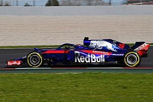 Forma-1 Motorsport.com hírek A Toro Rosso-Honda tarolt a téli teszteken: és a Ferrari?