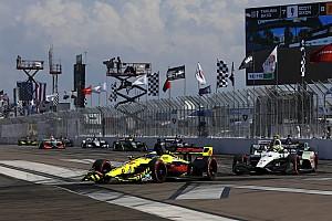 IndyCar Últimas notícias Início da Indy fica a 69 ultrapassagens de bater F1 em 2017