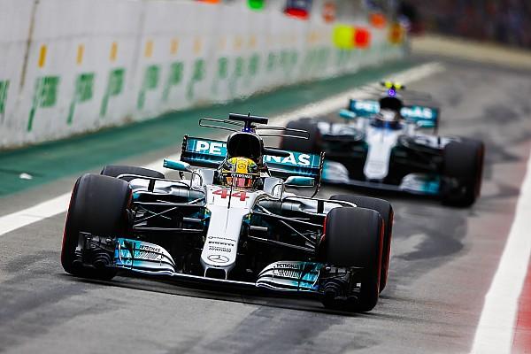 Mercedes soutiendra Hamilton face à Bottas, selon Massa