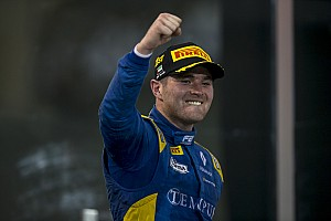 WEC Breaking news Rowland lands Manor LMP1 seat for WEC campaign