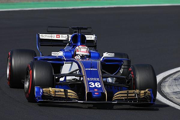 Matsushita, F1 süperlisansı hedefine ulaşacağından emin