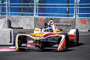 Formel E News Mahindra macht in der Formel E mit Rosenqvist und Heidfeld weiter