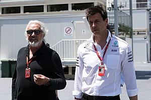 Mercedes, McLaren Honda'yı