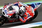 MotoGP Assen MotoGP: Redding leads Rossi in wet third practice