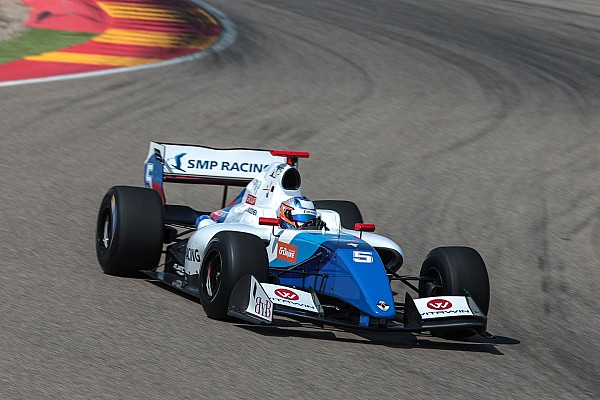 Formula V8 3.5 Aragon F3.5: Orudzhev leads AVF 1-2 in Race 1