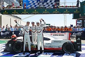 """Le Mans Últimas notícias Após falha, Porsche revela que """"arriscou tudo"""" para vencer"""