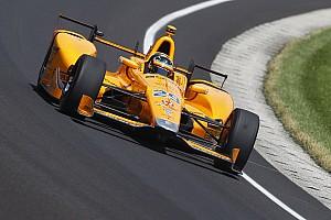 "IndyCar Breaking news McLaren IndyCar return ""looking favorable"" says Brown"